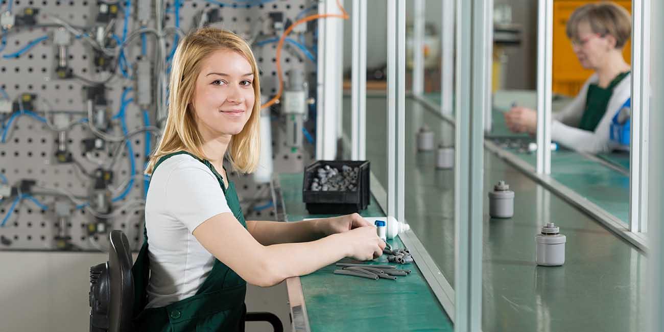 Regionales Stellenangebot für einen Job als Produktionsmitarbeiter in Menden